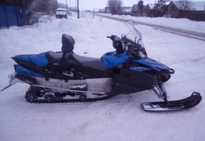 Продам снегоход ямаха вентура Оренбург