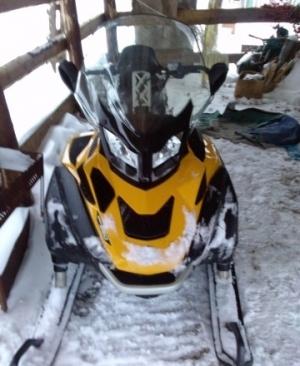 Продам снегоход BRP SKI DOO WT550 Тверь