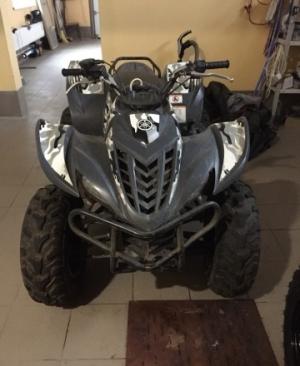Продаю Yamaha wolverine 450 4x4 2008 гв Ижевск