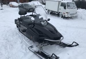 Продам снегоход yamaha VK10D 2006г Хабаровск