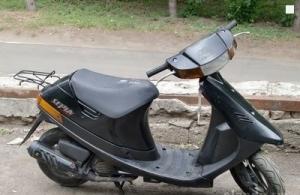 Suzuki Sepia продам японский скутер Иланский