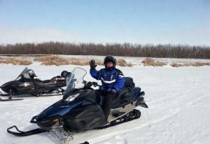 Снегоход Yamaha RS Venture TF 2013г Борисоглебск