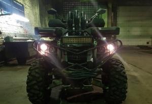 Квадроцикл stels ATV 800 D Воркута