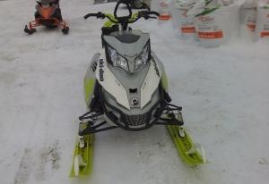 Снегоход BRP freeride 146 800R e - tес Новоуральск