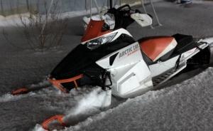 Продам снегоход Arctic Cat M 1100 Нижневартовск