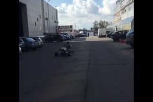 Drift Trike (Дрифт трайк) Москва