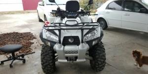 Квадроцикл baltmotors jumbo 700 MAX EFI LUX Краснодар