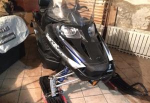 Продаётся снегоход Bearcat XT 570 Орел