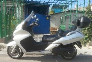 Продам Honda silver wing 600 Севастополь