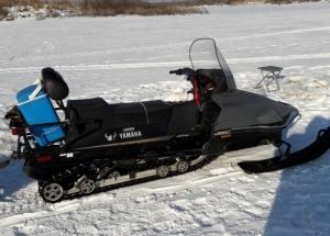 Снегоход Yamaha Viking 540 Хабаровск