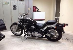 Yamaha bragstar 400 Благовещенск