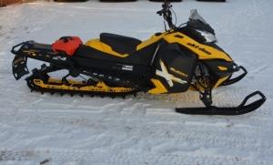 Снегоход Ski-Doo Summit 154 X 800R E-TEC Рыбинск
