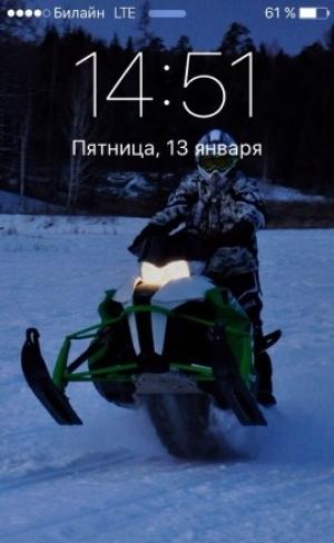 Снегоход Арктик Кат Инк Екатеринбург