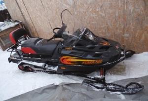 Продам снегоход Тайга Атака 2 551 Ханты-Мансийский АО