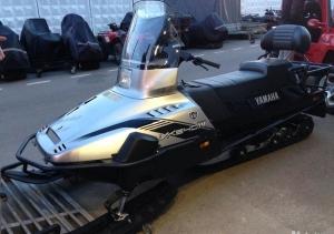 Снегоход Yamaha VK540 (IV) 2014 года (Новый) Петрозаводск