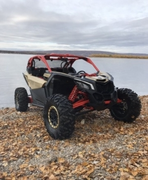 BRP Can am Maverick X3XRS Самара