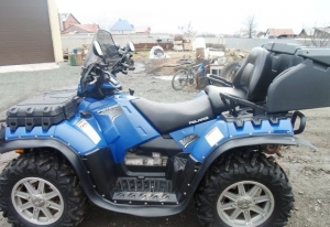 Квадроцикл polaris sportsman 850 Анапа
