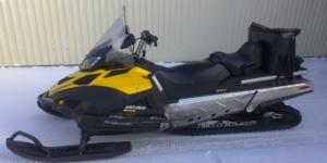 Снегоход BRP Ski-Doo skandic SWT 600 E-TEC Новокузнецк