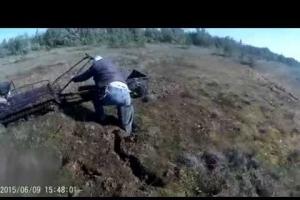 Всесезонный мотобуксировщик koira Ярославль