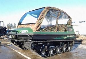 Снегоболотоход Tinger Track S380 Тюмень