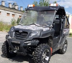 Продам cfmoto CF800-U8 «Tracker 800» Владимир