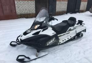 Продам снегоход lynx 69 yeti army 600 HO E-TEK Томск