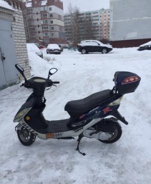 Скутер Атлант Дельта Зеленодольск
