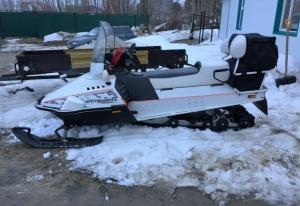 Снегоход Ямаха VK-540 IV Лимитед Нефтеюганск