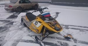 Ski Doo MX Z 440 2006 г Уфа