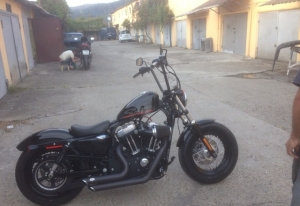 Harley-Davidson XL 1200X Forty-Eight Сочи