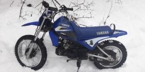 Мотоцикл Yamaha PW 80 Ижевск