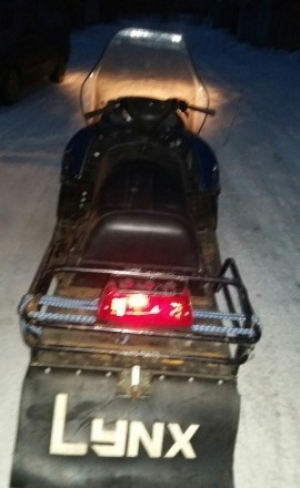 Снегоход bombardier linx 6900 Видяево