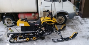 Снегоход Dingo t150 Кемерово