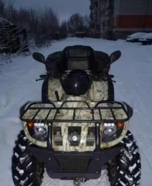 Квадроцикл Stels ATV-500 Рыбинск