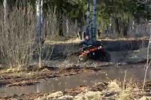 Квадроцикл Stels ATV 300 B новый со скидкой Москва