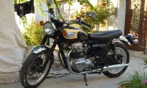 Kawasaki w650 продам Севастополь
